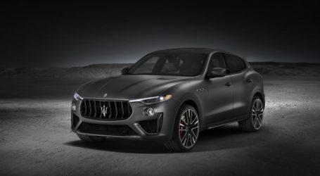 Première mondiale pour Maserati Levante Trofeo  au Salon international de l'auto de New York 2018