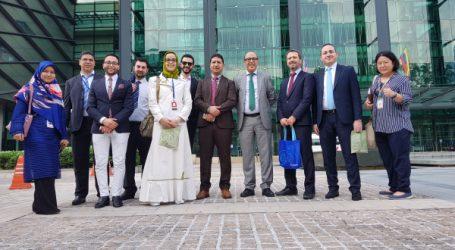 Voyage d'études en Malaisie pour les étudiants du MBA Finance islamique de l'Université Internationale de Casablanca