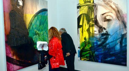 EXPOSITION ARTISTIQUE … LA BANQUE POPULAIRE PARRAINE HUIT JEUNES PEINTRES