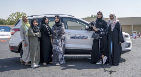 Le programme Driving Skills for Life de Ford sensibilise plus de 1.600 automobilistes à travers le Moyen Orient et l'Afrique en 2018