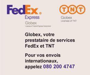 La société Globex qui opère sous licence exclusive de la marque FedEx Express est sélectionnée par TNT comme nouveau prestataire de services au Maroc