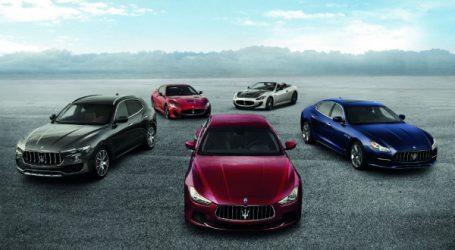 Des journées d'exception de Maserati  à Rabat