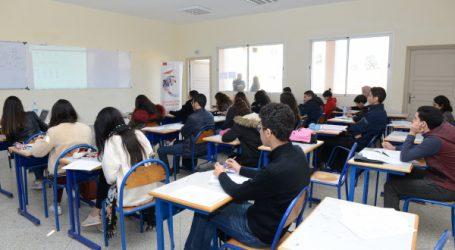 8e édition de la semaine de concentration au profit des élèves de classes préparatoires commerciales organisée par la Fondation Attijariwafa bank
