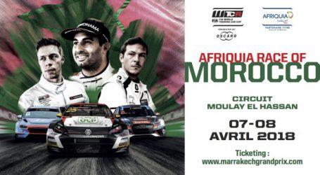 Ouverture de la Coupe du Monde FIA WTCR à Marrakech – AFRIQUIA RACE OF MOROCCO