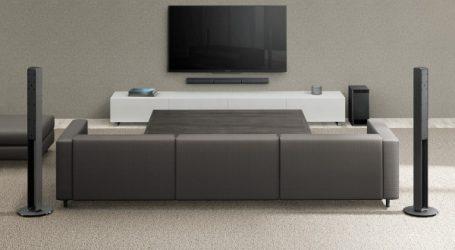 Sony introduit son Système de barre de son Home Cinéma 5.1 canaux HT-RT40 au Maroc