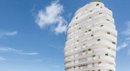 Yasmine Signature : « Les Tours Végétales » classé parmi les 10 meilleurs projets architecturaux dans le monde