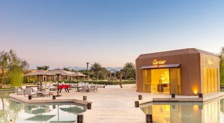 Joaillerie: Cartier fait escale à Marrakech