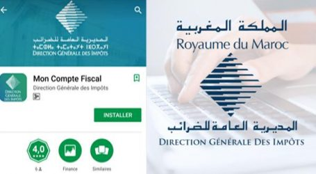 Impôts: la DGI lance une application pour consulter ses paiements