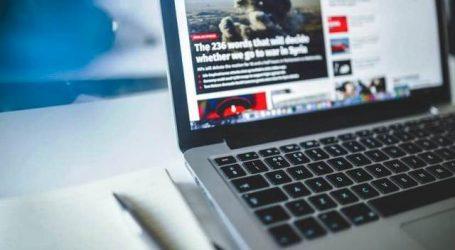 Presse électronique : le verrouillage de l'accès en chiffres