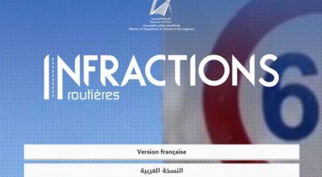 Infractions Routières: une application pour suivre les PV