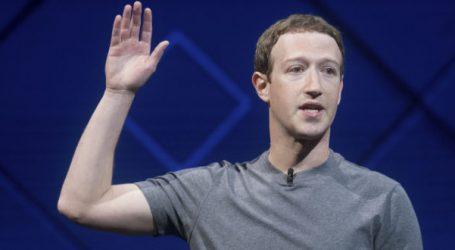 Inédit! Facebook fait sa pub sur la presse papier!