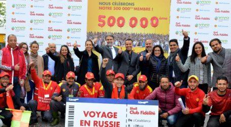 Vivo Energy Maroc atteint 500 000 membres pour son programme Shell Club Fidélité