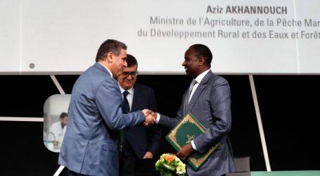 Un anniversaire marqué par les résultats exceptionnels de la campagne agricole 2017-2018 et la venue d'intervenants internationaux de haut niveau pour échanger sur le rôle essentiel de la jeunesse dans l'agriculture