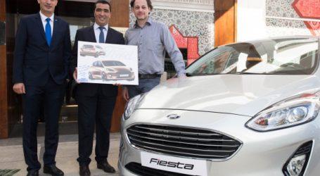 Thomas MOREL, Designer Extérieur de la nouvelle Ford Fiesta discute l'importance du human centred design aux « Houna Design Talks » à Casablanca