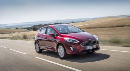 Lancement au Maroc de la Nouvelle Ford Fiesta, Plus Tendance et Connectée Que Jamais