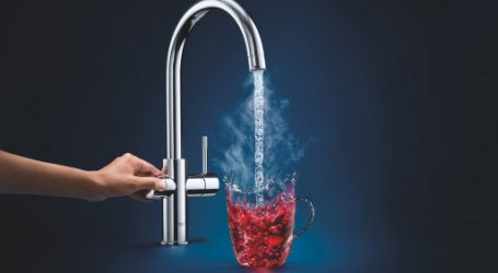 GROHE Red remporte la récompense « Kitchen Innovation of the Year»