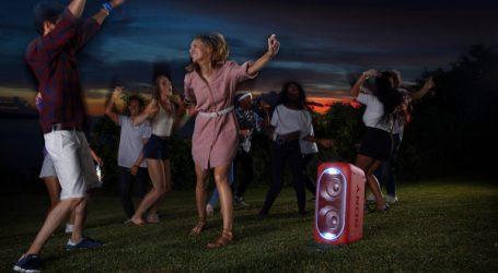 Les enceintes EXTRA BASS de Sony, pour une fête plus puissante où vous voulez