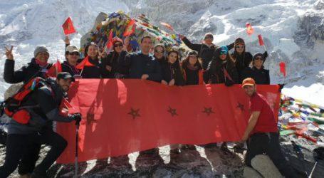 14 marocains dont 11 femmes au camp de base de l'Everest !