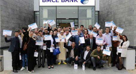 BMCE Bank célèbre la 1ère promotion du « Club de l'entreprenariat»
