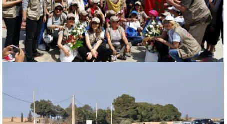 Organisation de la 3eme édition de la Ladies Caravane,  Un rallye solidaire de régularité en 4*4 exclusivement féminin