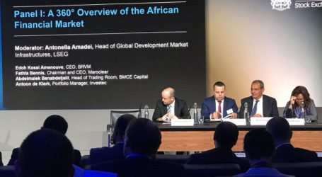 BMCE Bank of Africa présente au Morocco capital Market Days et Morocco, a gateway to Africa