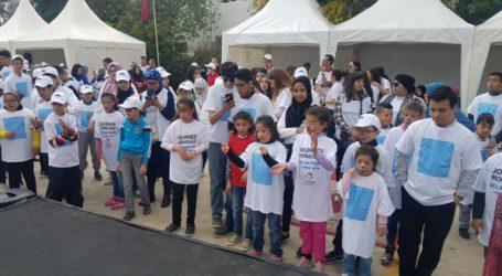 A l'occasion de la Journée Mondiale de l'Autisme, les collaborateurs de Phone Group réaffirment leur engagement sociétal