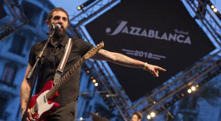 Première soirée de folie pour le second volet de Jazzablanca Festival, place des Nations-Unies !