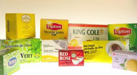 Thé toxique: les marques internationales également concernées