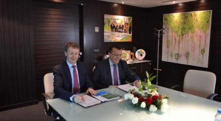 Lydec et la Société d'Aménagement Zenata signent un partenariat pour la  mise en place de solutions intelligentes pour la gestion des réseaux de l'Eco-Cité Zenata