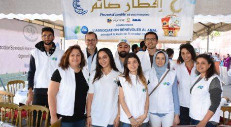 Procter & Gamble Maroc lance la sixième édition de sa campagne de solidarité « Iftar Saem »