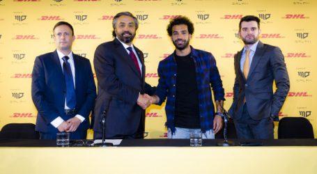 DHL Express : le superstar Egyptien du football Mohamed Salah annoncé Ambassadeur de la marque pour le Moyen-Orient et l'Afrique du Nord