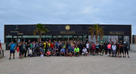 Fun» et «Fit», au premier «Nike Training Club»