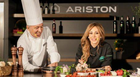Whirlpool Corporation dévoile les tout derniers appareils de cuisine développés par sa marque Ariston