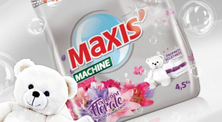 Packaging : Packtory relooke Maxis' Machine