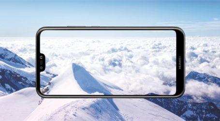 """Le HUAWEI P20 Pro consacré """"Meilleur smartphone de l'année"""" par l'Association européenne de l'image et du son (EISA)"""