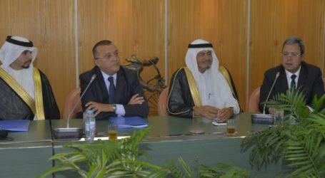 Signature d'une convention de partenariat entre la Société d'Aménagement Zenata (SAZ) et le groupe Saudi German Hospital (SGH)