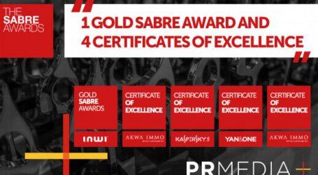 L'agence conseil marocaine PR MEDIA plébiscitée par les SABRE Awards Africa 2018