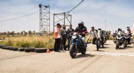 MOTO RIDE SAÏDIA, Un rassemblement d'un nouveau genre voit le jour