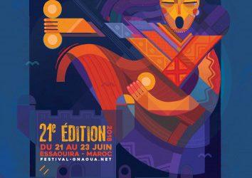 La 21ème édition du Festival Gnaoua & Musiques du Monde d'Essaouira du 21 au 23 juin 2018
