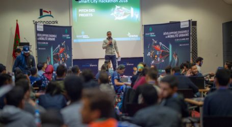 Carton plein pour le Smart City Hackathon