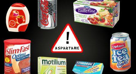 Aspartame, un substitut pas très innocent au sucre!