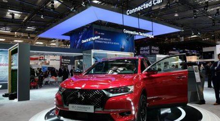 Le premier véhicule connecté développé conjointement par Huawei et PSA est dévoilé au salon HANNOVER MESSE 2018