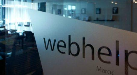 Webhelp, change de visage