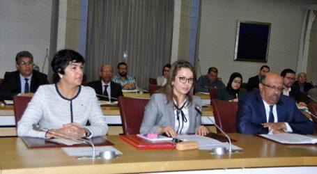 Boutayeb et Afailal soulignent que le nouveau système météorologique est une avancée dans la gestion des alertes météorologiques