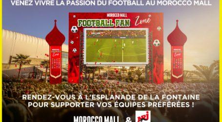 Le Morocco Mall célèbre la qualification des Lions de l'Atlas à la Coupe du Monde 2018