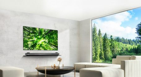 Le téléviseur OLED de LG remporte le prix iF Design Award