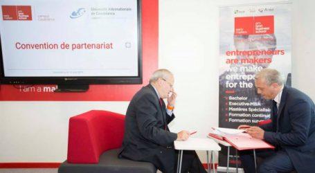L'Université Internationale de Casablanca et l'Université Privée de Marrakech renforcent leur ouverture à l'international et signent un accord-cadre bilatéral avec emlyon business school