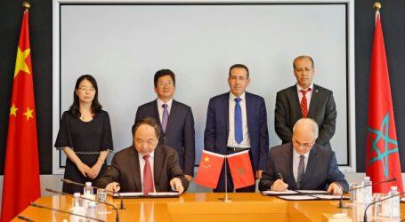 Barid Al-Maghrib signe à Pékin trois conventions avec China Post Group