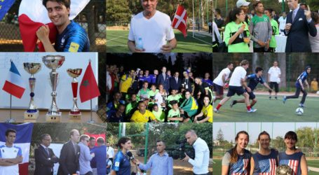 Tournoi de football inter-ambassades