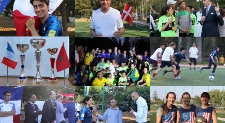 Tournoi de football inter-ambassades